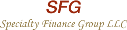 SFG - Specialty Finance Group